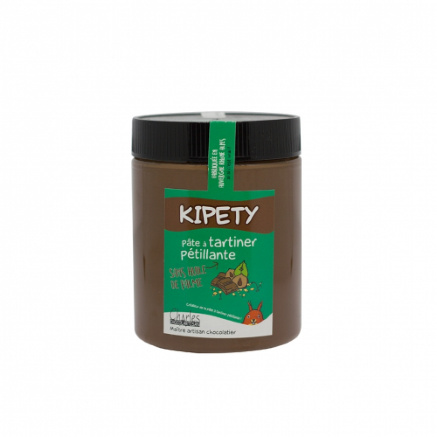 PATE A TARTINER Charles Chocolartisan - OCA des Sables d'Olonne : Kipety 570gr